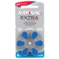 Батерия Rayovac Extra Advanced 675, PR44, PR675, ZA675 DA675, 1.