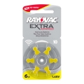 Батерия Rayovac Extra Advanced 10, PR70, ZA10, DA10, 10A, PR230