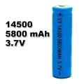 Батерия SY 14500 5800mAh 3.7V Li-ion Акумулаторнa литиевойонна