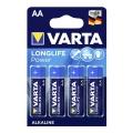 Батерии Varta Longlife Power LR06 AA MN1500 1.5V