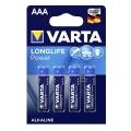 Батерии Varta Longlife Power LR03 AAA MN2400 1.5V