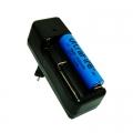 Зарядно устройство за 2 броя батерии 18650 3.7V Li-ion