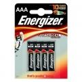 Батерия алкална Energizer Alkaline LR03, AAA, MN2400