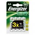 Акумулаторни батерии Energizer Power Plus 2000mAh, AA, R6