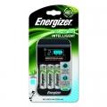 Интелигентно зарядно устройство Energizer с 4 броя батерии 2300m