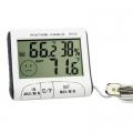 Термометър влагомер за вътрешен и външна температура DC103