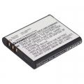 Акумулаторна батерия за Panasonic VW-VBX090, 700mAh, 3.6V / 3.7V