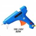 Пистолет за топъл силикон GT-10 80W