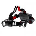 Акумулаторен челник фенер CREE XP-E Q5 2X18650
