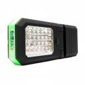 Функционална къмпинг лампа с магнити и кука 24 LED + 3 LED
