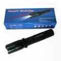 Електрошок с фенер и червен лазер за самозащита FТ-1298