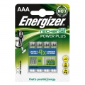 Акумулаторни батерии Energizer Power Plus HR03, 700mAh