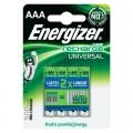 Акумулаторни батерии Energizer Universal AАA 1,2V 500mAh Pre-Ch
