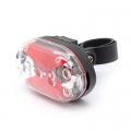 Стоп за колело с 5 броя LED светлини и различни режими на светен