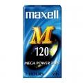 Видео касета MAXELL VHS 120M 2 часа E-120 M