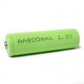 Акумулаторна батерия АА 800mAh 1.2V за соларни лампи, телефони,