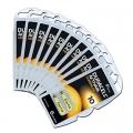 Батерии за слухови апарати DURACELL ACTIVAIR 10, D10, DA10N6, PR