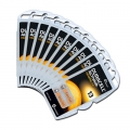 Батерии за слухови апарати DURACELL ACTIVAIR 13, D13, DA13N6, PR