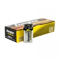 Алкална батерия ENERGIZER INDUSTRIAL ALKALINE 6LR61, 9V