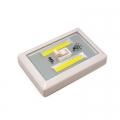 Удобно безжично осветление LED COB 2x3W с мощност 200 лумена, въ