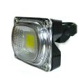 Мощни полицейски светлини за колело със сила 500 LUMEN 20W COB W