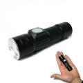 Джобен комапктен фенер YX-612 със ZOOM, магнит и акумулаторна ба