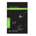 Кабел универсален USB към Micro USB дължина 1 метър