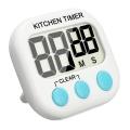 Таймер електронен HX103 LCD за напомняне на кухнята със стойка и