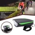 Сирена и фар за колело с мощност 120dB и различни звуци на сирен
