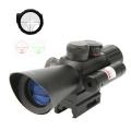 Бързомерец с режим ден и нощ M6 M7 LS4X30, червен лазер, мерник