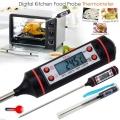 Термометър за измерване температурата на различни видове храни и