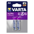 Батерия литиева VARTA ULTRA LITHIUM AA LR06 2900mAh 1.5 V