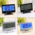 Часовник DS-8082 с гласов контрол, органайзер, час, дата, темпер