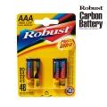 Усилена карбонова батерия ROBUST PLUS ULTRA CARBON BATTERY АAA,