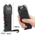 Мощен силен и компактен електрошок 928 TYPE 12000K със силен фен