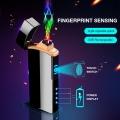 Луксозна електронна запалка LIGHTER Z-9748 с волтова дъга, стиле