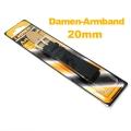 Кожена каишка за часовници 20мм Damen-Armband