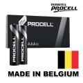 Батерия DURACELL PROCELL AAA, LR03, MN2400 1.5V Произведени в Бе