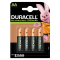 Акумулаторни батерии Duracell Recharge 2500mAh AA 1.2V Pre-Charg
