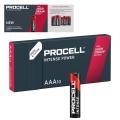 Алкална батерия PROCELL INTENSE AAA , LR03 , MN2400 1.5V 1461 mA