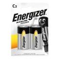 Батерия алкална Energizer LR14, C, MN1400 ПРОИЗВЕДЕНИ В САЩ
