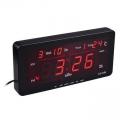 Електронни часовници настолни или за стена на ток 220V