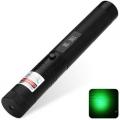 Зелен акумулаторен лазер 500mW
