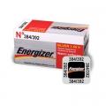 Сребърна батерия Energizer 392, 384, SR736SW, SR41
