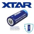 Акумулаторна батерия XTAR 26650 5200mAh 3.6V BUTTON TOP с пъпка