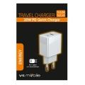 Зарядно устройство бързо 3.0A и 2.4A USB Type-C по