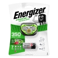 Челник ENERGIZER VISION HD+ с мощност 350 Lumens Red Night Visio