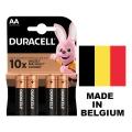 Батерия Duracell Alkaline  AA, LR6 1.5V