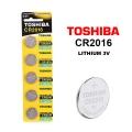 Батерии TOSHIBA 2016, CR2016, DL2016, BR2016 3V Japanese Energy