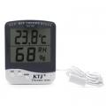 Дигитален Термометър с влагомер ТА218C